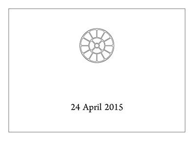 Даршан 24 апреля 2015 - День окончательного прибытия Матери в Пондичери