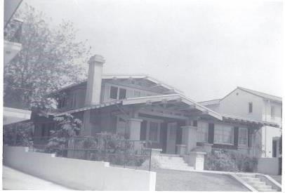 Первое помещение Культурного Центра «Восток-Запад» – Каталина, д. 136 – 1953 г.