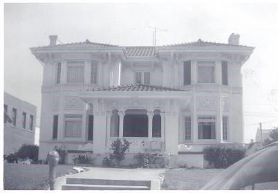 Второе помещение КЦВЗ – Лос-Анджелес, 7-я улица, - 1955г.